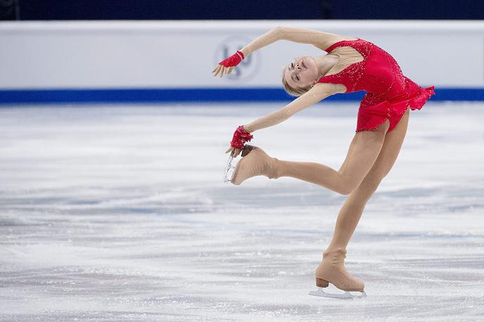 В постолимпийском сезоне в активе Елены Радионовой серебро чемпионата Европы и в финала Гран-при