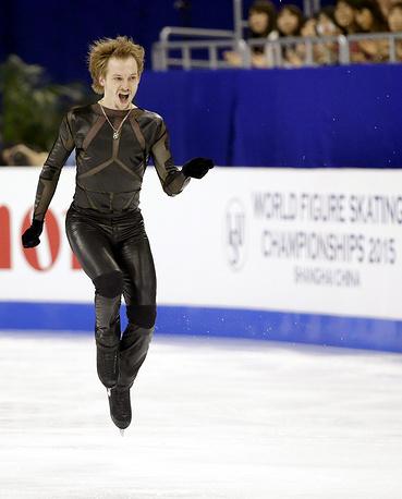 Еще более неудачно мировое первенство в Шанхае сложилась для Сергея Воронова - он стал 13-м