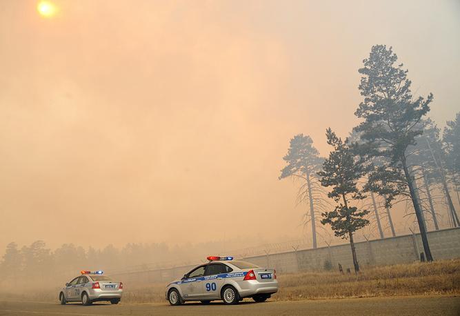 Огонь уничтожил 203 жилых дома в 18 населенных пунктах 12 районов края