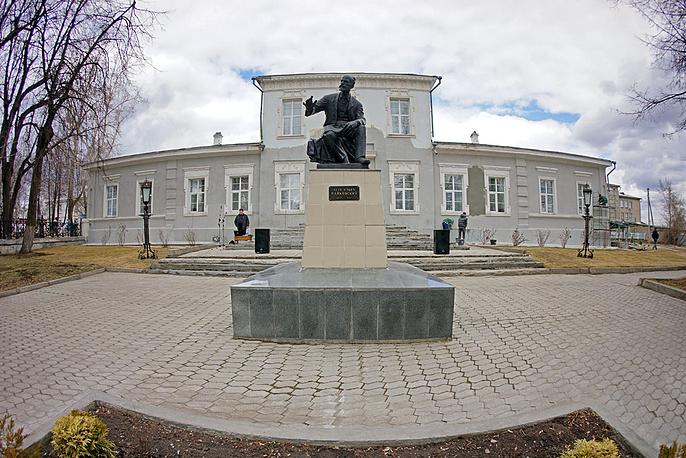 Дом-музей П.И. Чайковского в Алапаевске