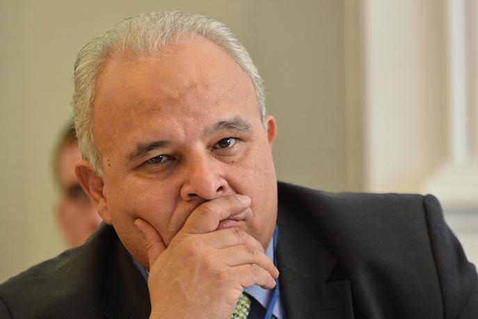 Чрезвычайный и полномочный посол Гватемалы в РФ Эстуардо Менесес