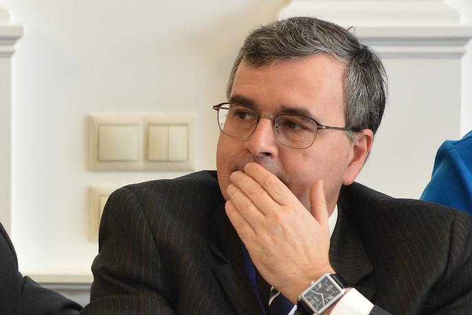 Чрезвычайный и полномочный посол Уругвая в РФ Анибаль Кабрал