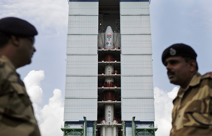 Космический центр им. Сатиша Бхавана (Индия)