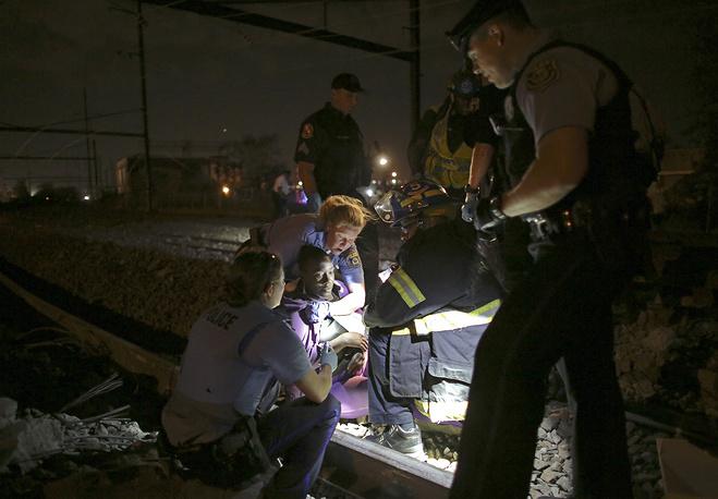 Погибли пять человек, данные по пострадавшим разнятся