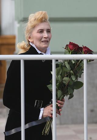 Председатель Российской политической партии мира и единства Сажи Умалатова