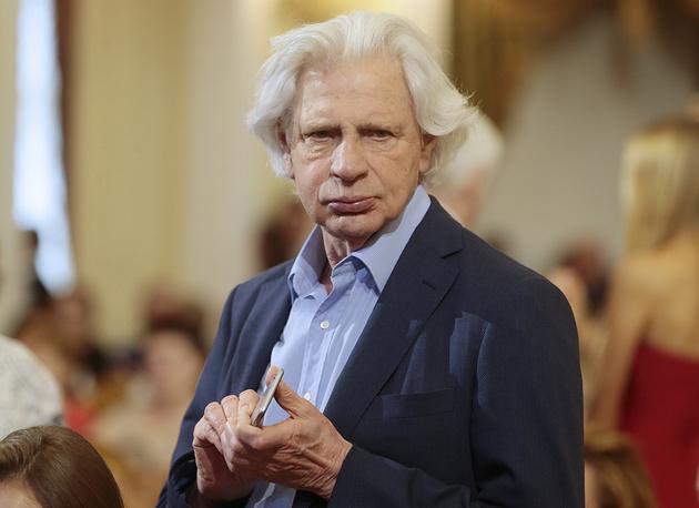 Адвокат, вице-президент Федеральной палаты адвокатов РФ Генрих Резник