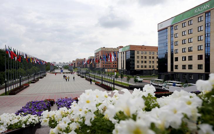 Бюджет турнира составил 3 млрд рублей