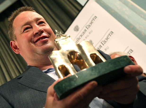 Леонид Слуцкий дважды признавался лучшим тренером года по версии РФС (сезоны 2012/13 и 2013/14)