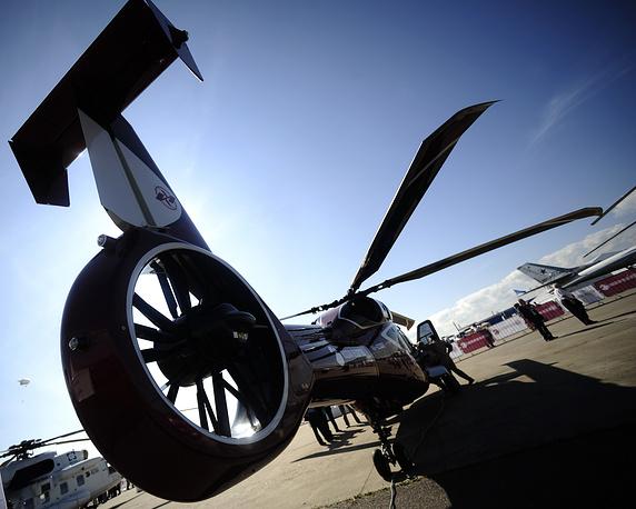 МАКС-2013: вертолет Ка-62