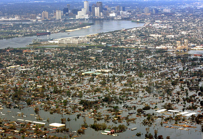 Последствия урагана, 30 августа, 04:00