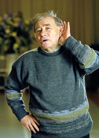 В Академическом театре Комедии имени Н.П. Акимова, 2005 год