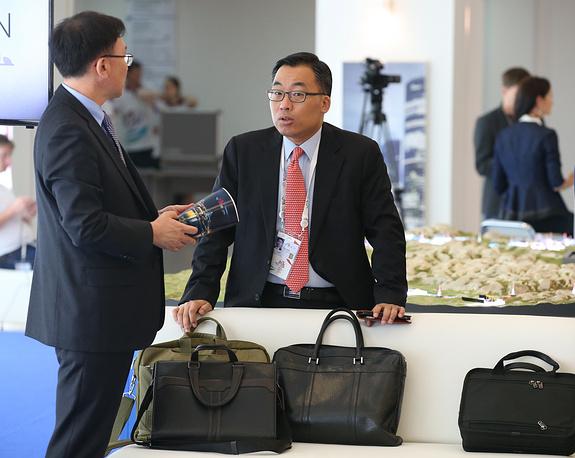Гости Восточного экономического форума