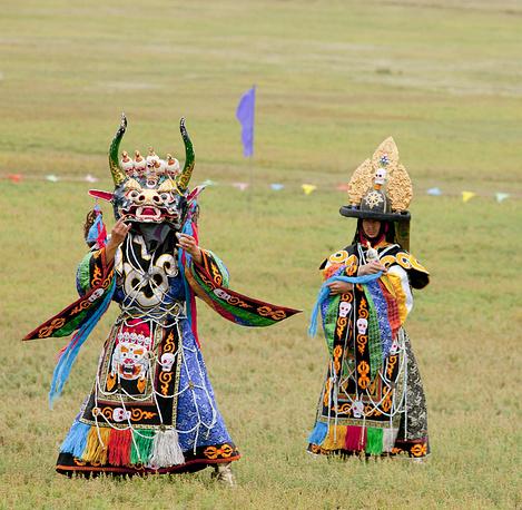 26.08.2009 - Монголия