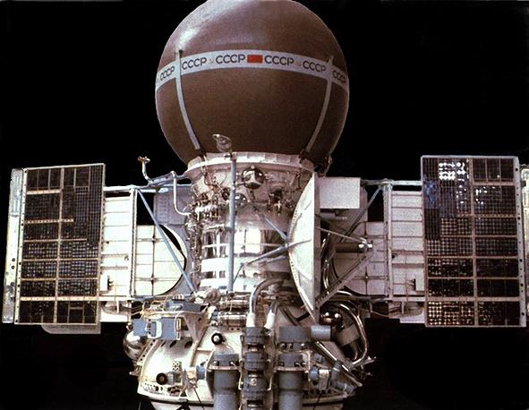 """Автоматическая межпланетная станция """"Венера-9"""""""