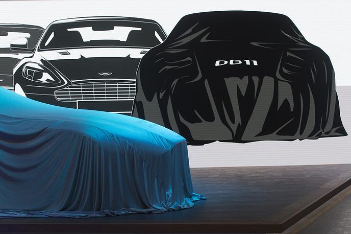 Новый Aston Martin DB11