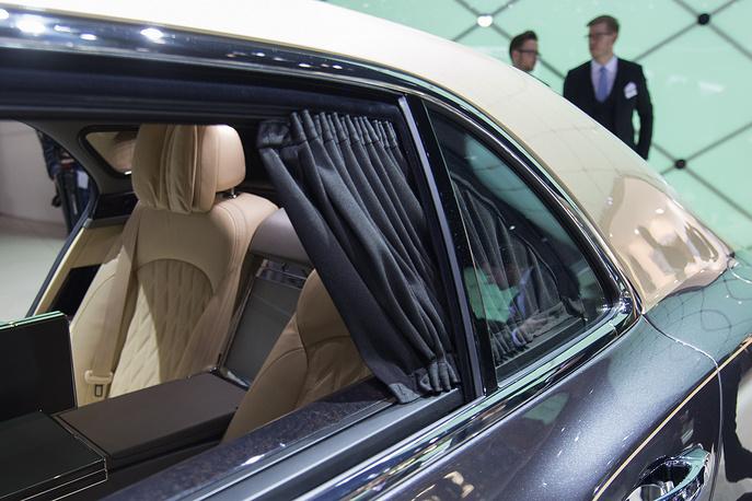 Новый Bentley Mulsanne EWB