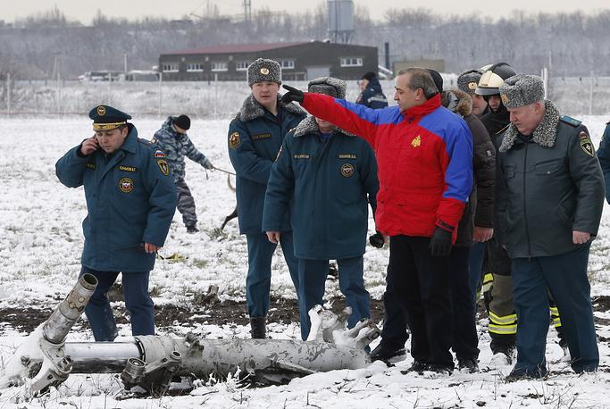 Комиссия по расследованию крушения Boeing завершила работы на месте катастрофы - Цензор.НЕТ 1246