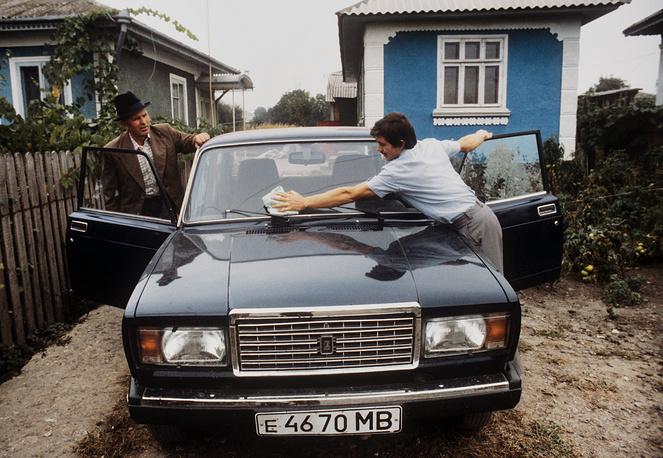 """Название """"Жигули"""" закрепилось за всем семейством ВАЗ от 2101 до 2107. На фото: """"Жигули"""" ВАЗ-2107"""