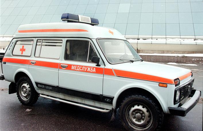 Внедорожник, выпускаемый ограниченной серией. На фото: ВАЗ-2131