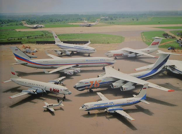 Все самолеты КБ Ил, созданные за последние 50 лет