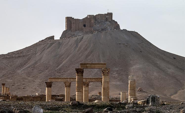 Замок Фахр ад-Дина и старый город