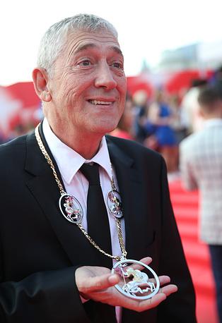 Член жюри основного конкурса, режиссер Ивайло Христов
