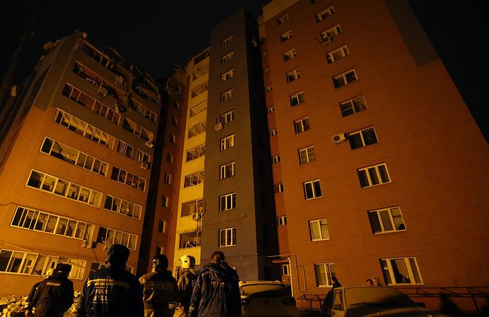 СКР завел уголовное дело после взрыва вжилом доме вРязани