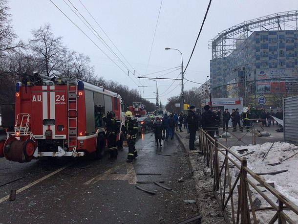 При взрыве умосковского метро пострадала 26-летняя белоруска
