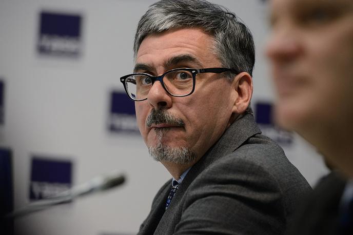 Михаил Косовский, координатор по трансферу технологий и материалов Университета Палацкого