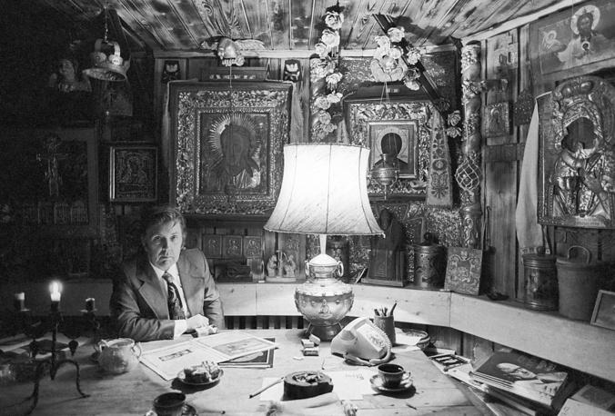 Илья Глазунов, 1978 год