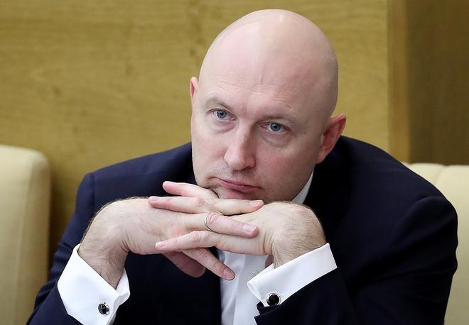 Первый заместитель председателя комитета Госдумы РФ по делам национальностей Михаил Старшинов