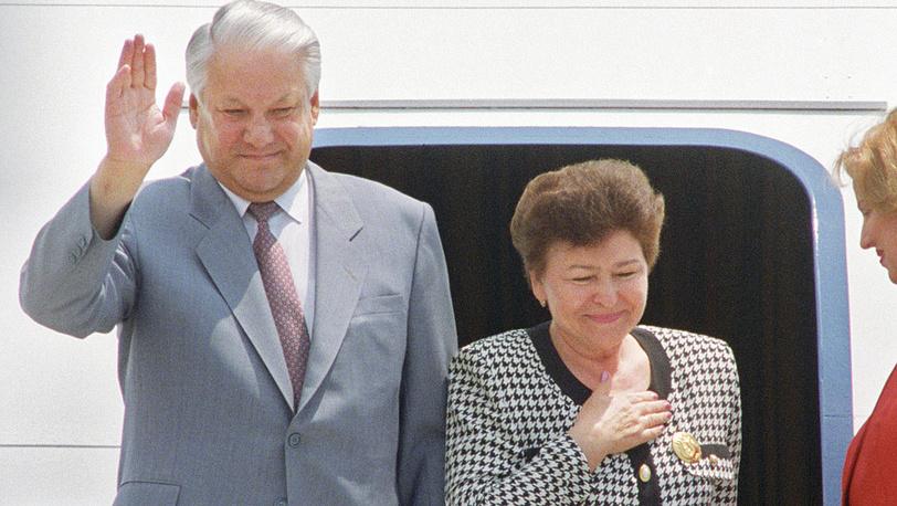 Визит в Грецию. 1993 год