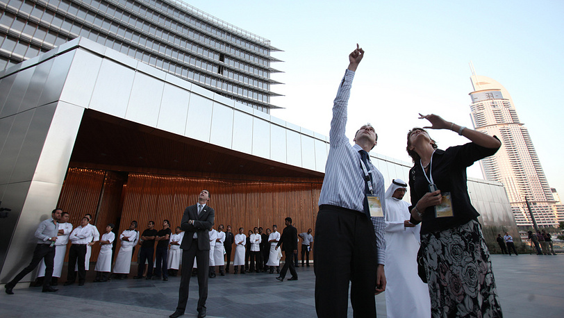 Дубай, 2011