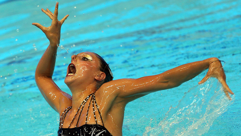 Итальянская спортсменка Линда Черрути