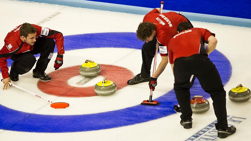 Команда Швейцарии