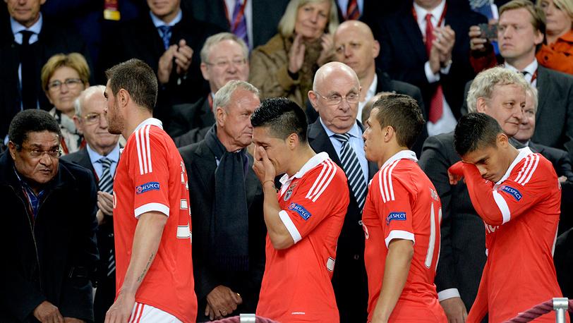 Португальцы упустили победу в добавленное время
