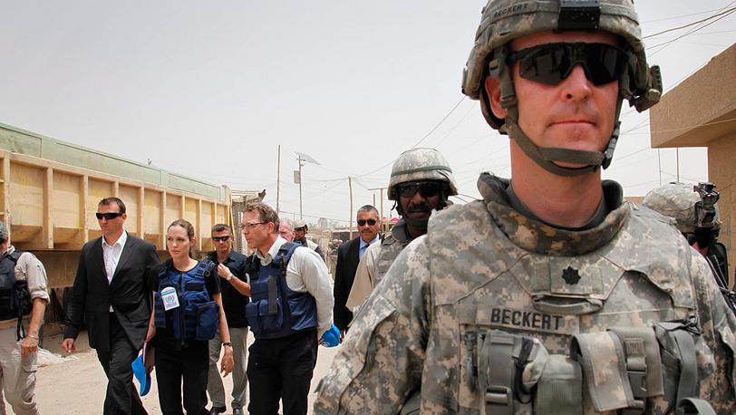 В Ираке