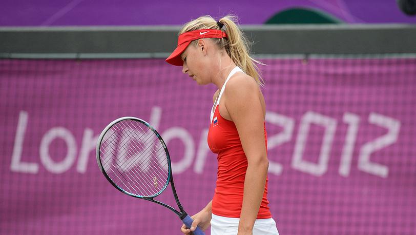 Россиянка Мария Шарапова вышла в третий круг олимпийского теннисного турнира