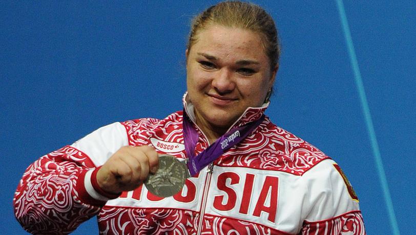 Татьяна Каширина с заслуженной наградой