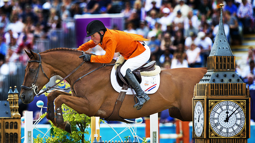 Герко Шредер (Нидерланды), серебряный призер