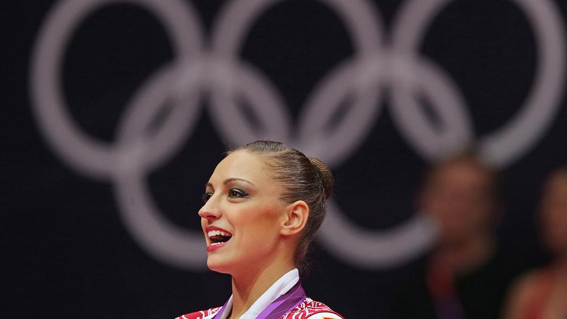 Евгения Канаева - олимпийская чемпионка