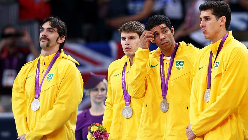 """Бразильцы выиграли """"серебро"""""""