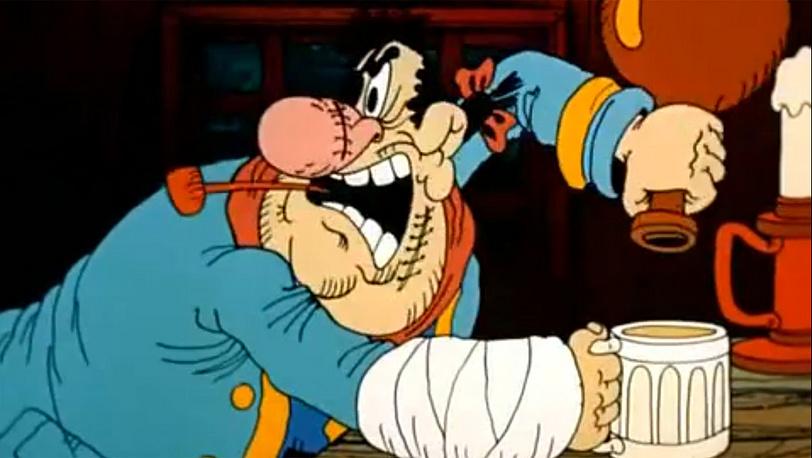 Из дневного эфира исчезнут мультфильмы, где герои употребляют алкоголь,...