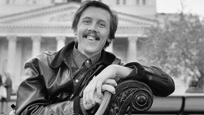 Валерий Золотухин, 1972 год
