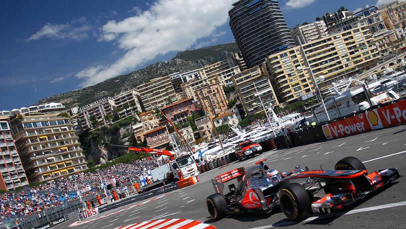 Дженсон Баттон (McLaren Mercedes)