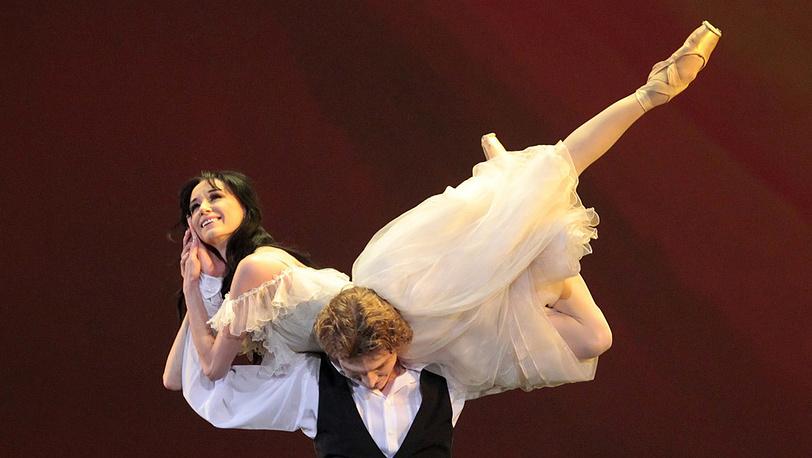 Люсия Лаккара и Марлон Дино