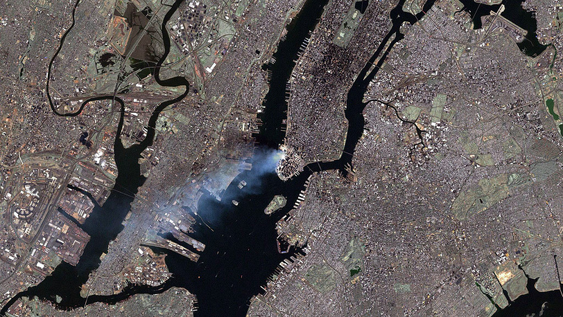 (Фото EPA/NASA / USGS LANDSAT 7 TEAM)
