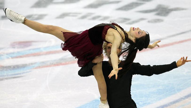 Мэрил Дэвис и Чарли Уайт
