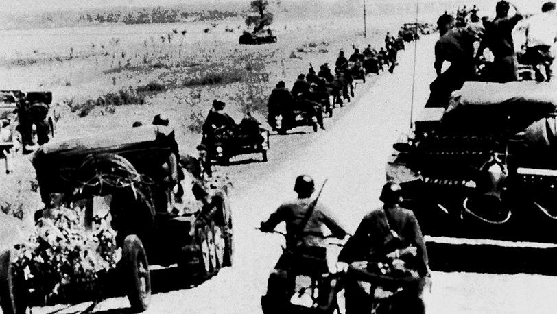 Войска Вермахта, 1941 год