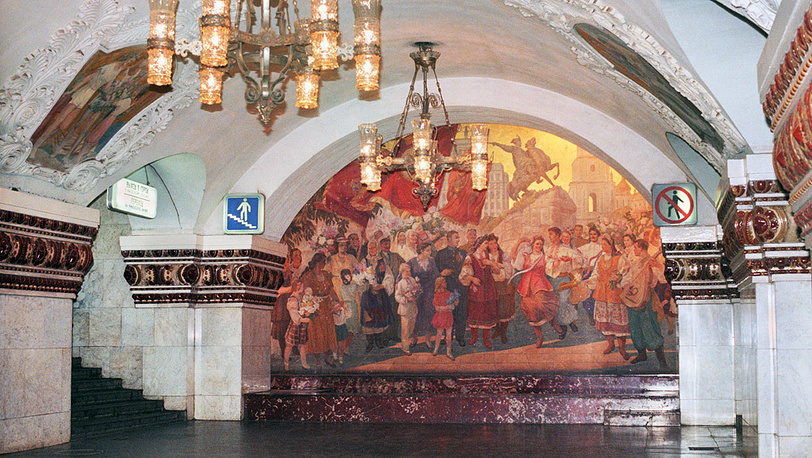 1997 год. Фото ИТАР-ТАСС/ Александр Катков